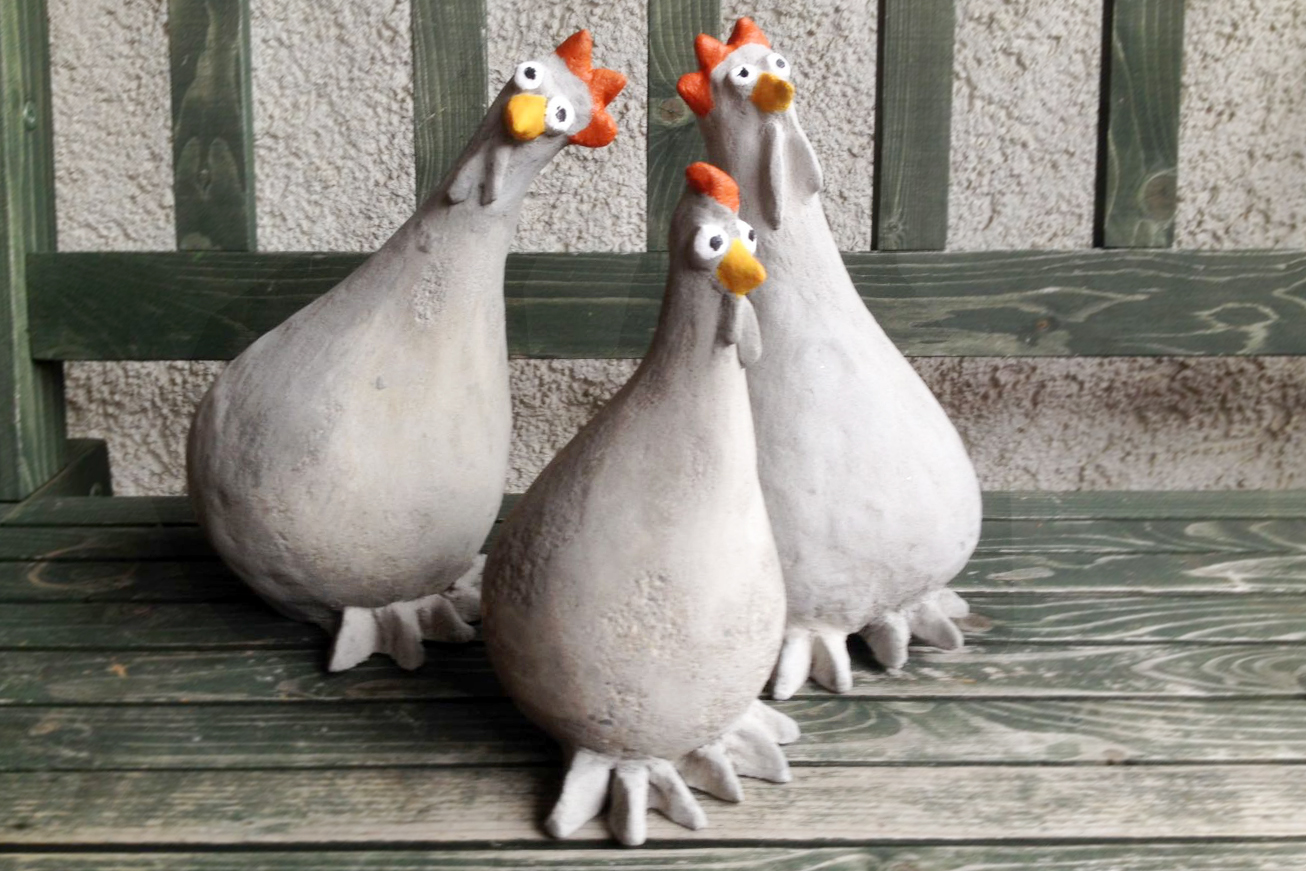 Hühner Aus Beton : workshops ~ Articles-book.com Haus und Dekorationen